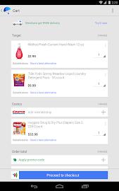 Google Express Screenshot 19