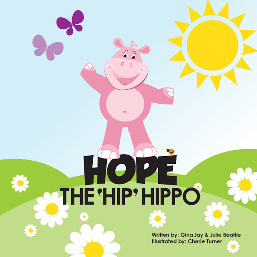 Hope the Hip Hippo cover