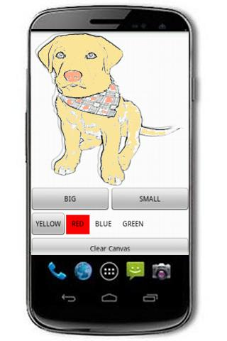 Paint Paddy The Labrador Dog Android Apps On Google Play