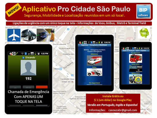 São Paulo City Mobilidade