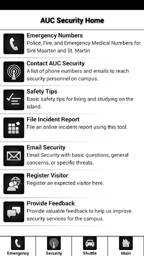 AUC Security