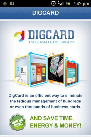 Digcard