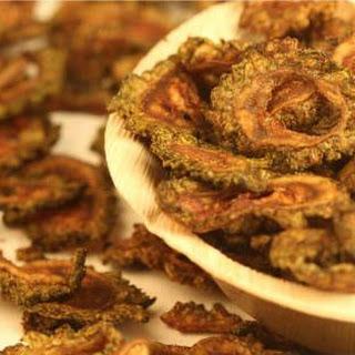Bitter Gourd (Pavakkai) Chips