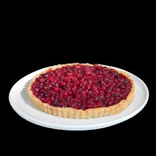 Cranberry Tart with Truvía® Baking Blend.