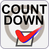 Countdown to-do list