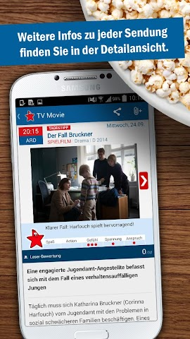 android TV Movie - TV Programm Screenshot 12