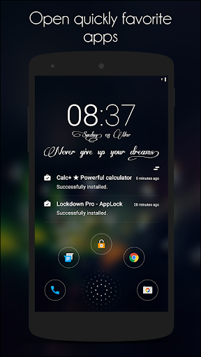 Hi Locker - Your Lock Screen 2.0.3 screenshots 3