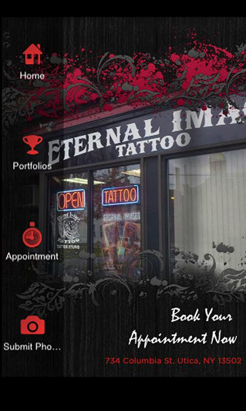 Eternal Images Tattoo- screenshot