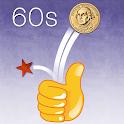 Coin 60s icon