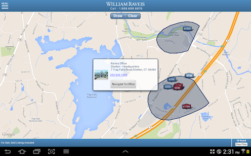 William Raveis Real Estate- screenshot thumbnail
