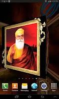 Screenshot of 3D Guru Nanak Dev LWP