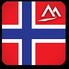 Mapas de Noruega icon