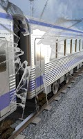 Screenshot of Moving train free lwp