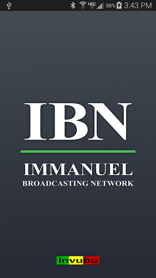 Immanuel Broadcasting- screenshot