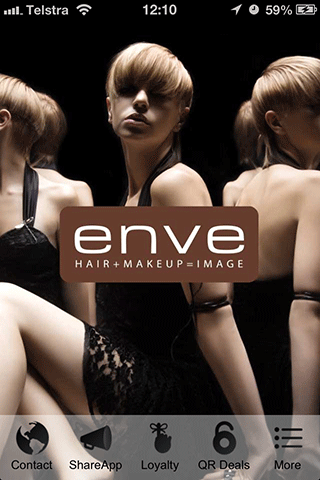 Enve Hair Makeup