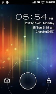 GO Locker ICS Theme - screenshot thumbnail