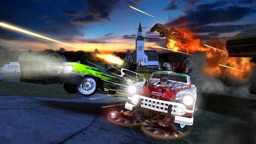 Death Tour- Racing Action Game  screenshots 7