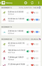 Endomondo - Running & Walking Screenshot 16