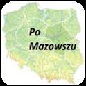 Po Mazowszu logo