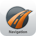 Navigation MapaMap Poland icon