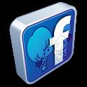 خلفيات حب فيس بوك 2014 icon