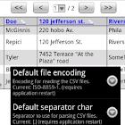 CSV Viewer Pro icon