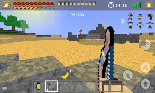 5 Survival Games App screenshot