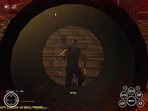 Deadly Sniper Hitman Shooter