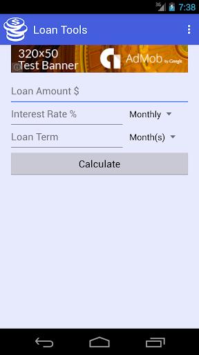 Loan Tools
