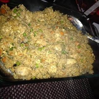 Hibachi-Style Fried Rice.