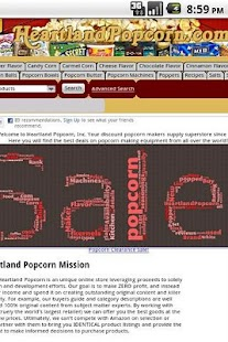 Heartland Popcorn Superstore - screenshot thumbnail