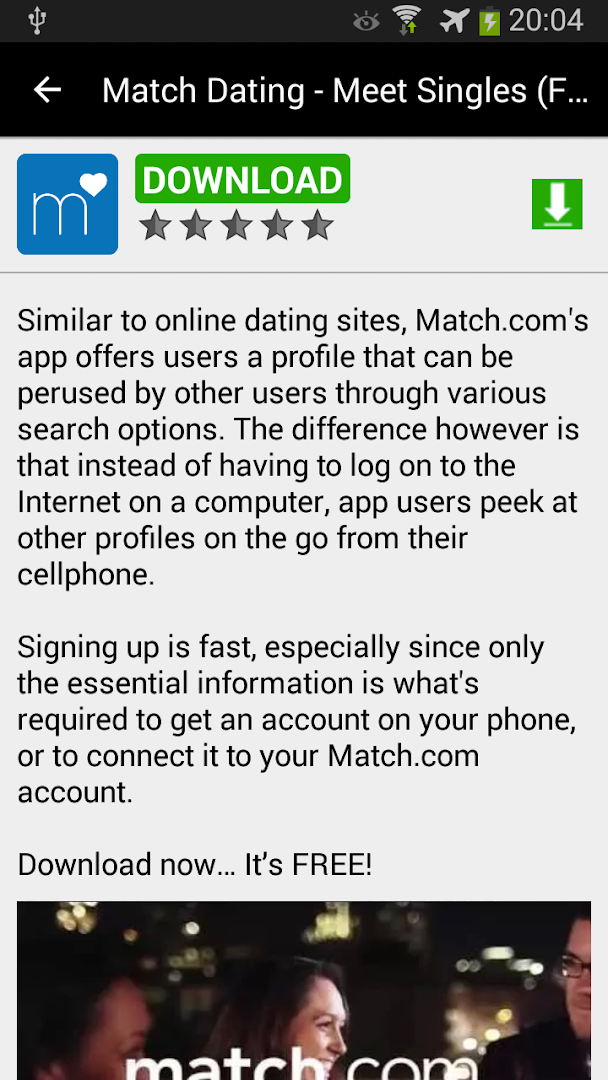 Free dating app south africa