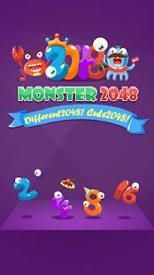 Monster 2048