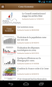Corse Economie screenshot 4