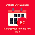 Oil Field Shift Calendar icon