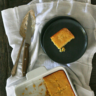 Honey-Glazed Corn Bread