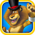 Madagascar — Join the Circus! logo