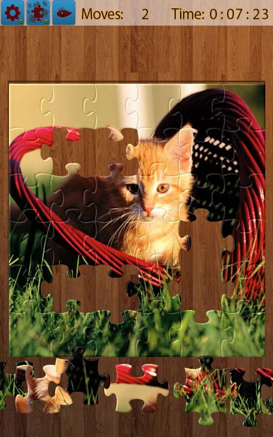 Cats Jigsaw Puzzles - screenshot