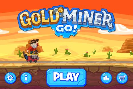 gold miner go