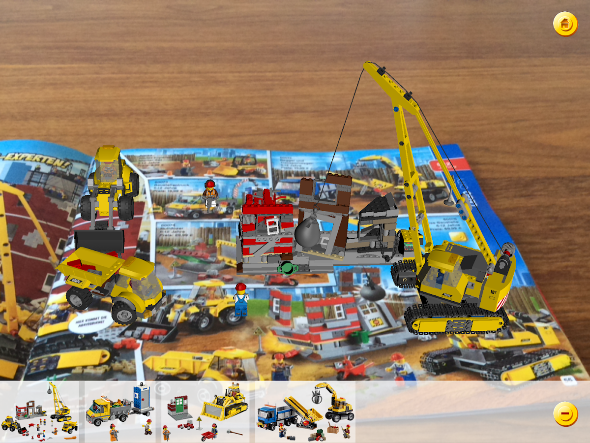 LEGO® 3D Katalog - screenshot