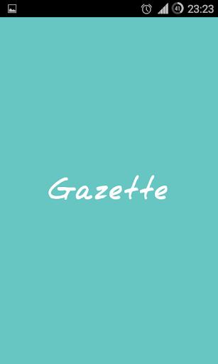 Gazette - Latest news