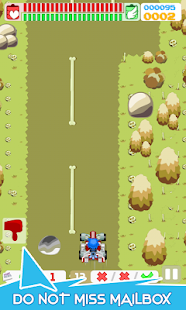 A-Kart Paperboy : Runner Game- screenshot thumbnail