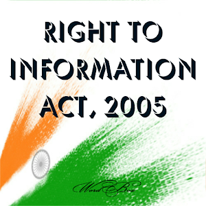 Image result for Right To Information Act 2005 - RTI