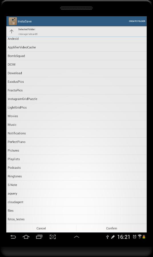 InstaSave - screenshot