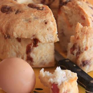 Casatiello Savory Easter Cake.