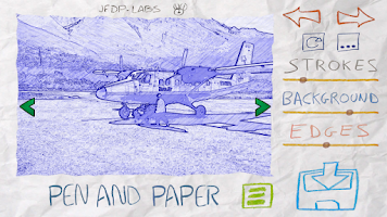Screenshot of Paper Camera