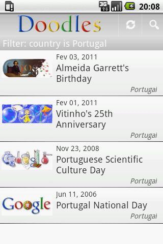 Doodle Archive- screenshot