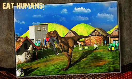 瘋狂的恐龍3D模擬器