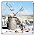 Beautiful Windmill LWP icon
