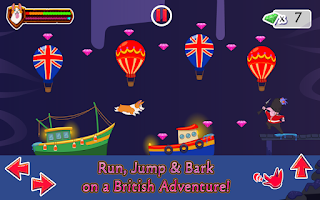 Screenshot of Dog Save the Queen